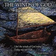 RICHARD BARBER - WINDS OF GOD CD