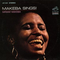 MIRIAM MAKEBA - MAKEBA SINGS! CD