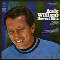 ANDY AILLIAMS - ANDY'S NEWEST HITS CD