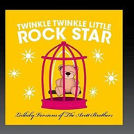 TWINKLE TWINKLE LITTLE ROCK STAR - LULLABY VERSIONS OF THE AVETT BROTHERS CD