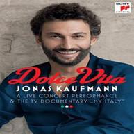 JONAS KAUFMANN - DOLCE VITA (UK) BLURAY