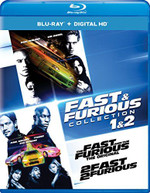 FAST & FURIOUS COLLECTION: 1 & 2 (2PC) / BLURAY