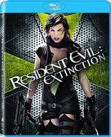 RESIDENT EVIL: EXTINCTION (WS) BLURAY