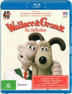 WALLACE & GROMIT: THE COLLECTION BLURAY