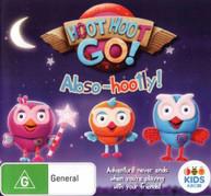 HOOT HOOT GO: ABSO-HOOTLY! (2016) DVD