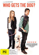 WHO GETS THE DOG? (2016) DVD