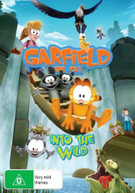 GARFIELD THE CAT: INTO THE WILD (2013) DVD