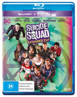 SUICIDE SQUAD (BLU-RAY/UV) (2016) BLURAY
