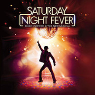 SATURDAY NIGHT FEVER: MUSIC INSPIRED BY / SOUNDTRACK CD