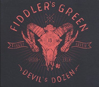 FIDDLER'S GREEN - DEVIL'S DOZEN (IMPORT) CD