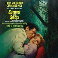 ELMAER BERNSTEIN - SUMMER & SMOKE (UK) CD