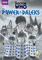 DOCTOR WHO THE POWER OF THE DALEKS (UK) DVD