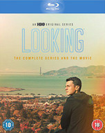 LOOKING COMPLETE SERIES (UK) BLU-RAY
