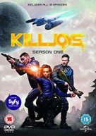 KILLJOYS SEASON 1 (UK) DVD