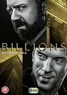 BILLIONS SEASON 1 (UK) DVD