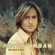 KEITH URBAN - GOLDEN ROAD VINYL