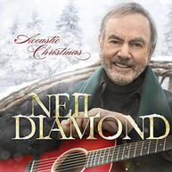 NEIL DIAMOND - ACOUSTIC CHRISTMAS: INTERNATIONAL EDITION (IMPORT) VINYL