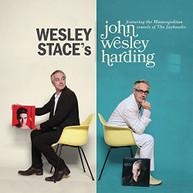 WESLEY STACE - WESLEY STACE'S JOHN WESLEY HARDING CD