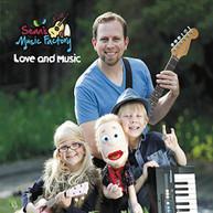 SEAN'S MUSIC FACTORY - LOVE & MUSIC CD