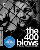 CRITERION COLLECTION: 400 BLOWS BLURAY