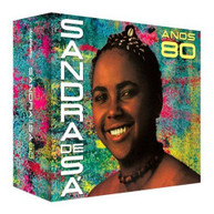 SANDRA DE SA - ANOS 80 (IMPORT) CD