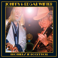 JOHNNY WINTER &  EDGAR - BROTHERS IN ROCK & ROLL (UK) CD
