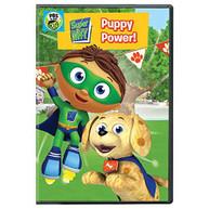 SUPER WHY: PUPPY POWER DVD
