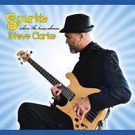 STEVE CLARKE - SPARKLE CD