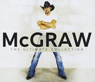 TIM MCGRAW - MCGRAW: THE ULTIMATE COLLECTION CD