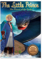LITTLE PRINCE: THE PLANET OF THE SNAKE DVD