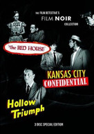 FILM DETECTIVE'S FILM NOIR COLLECTION (3PC) DVD