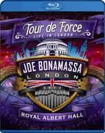 JOE BONAMASSA - TOUR DE FORCE-ROYAL ALBERT HALL (UK) BLURAY