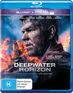 DEEPWATER HORIZON (BLU-RAY/UV) (2016) BLURAY