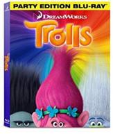 TROLLS (2PC) (+DVD) (2 PACK) (WS) BLURAY