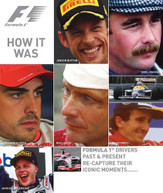 F1 HOW IT WAS BLURAY
