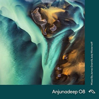 JAMES GRANT / JODY  WISTERNOFF - ANJUNADEEP 08 (IMPORT) CD