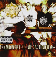 GANG STARR - MOMENT OF TRUTH (IMPORT) CD