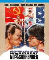 NO RETREAT NO SURRENDER (1986) BLURAY