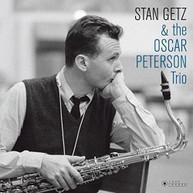STAN - GETZ &  OSCAR PETERSON TRIO (COVER PHOTO JEAN - & OSCAR VINYL