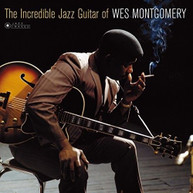 WES MONTGOMERY - INCREDIBLE JAZZ GUITAR OF (COVER) (PHOTO) (BY) (JEAN) VINYL