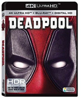 DEADPOOL - DEADPOOL 4K BLURAY