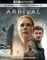 ARRIVAL - ARRIVAL (+BLURAY) 4K BLURAY