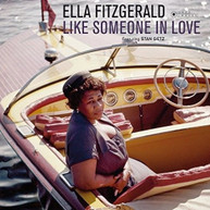 ELLA FITZGERALD - LIKE SOMEONE IN LOVE (GATE) (180GM) VINYL