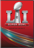 NFL SUPER BOWL 51 CHAMPIONS (WS) DVD