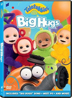 TELETUBBIES: BIG HUGS (WS) DVD