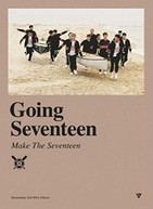 SEVENTEEN - GOING SEVENTEEN [MAKE THE SEVENTEEN VERSION] CD