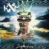 KXM - SCATTERBRAIN CD