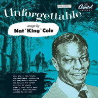 NAT KING COLE - UNFORGETTABLE VINYL