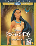 POCAHONTAS 2 -MOVIE COLLECTION / BLURAY