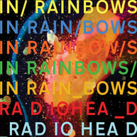 RADIOHEAD - IN RAINBOWS (180GM) VINYL